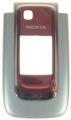 Kryt Nokia 6131 červený originál