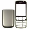 Kryt Nokia 6303classic stříbrný originál