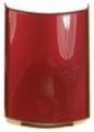 Kryt Nokia N72 červený originál