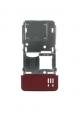 Kryt Sony-Ericsson C902 kryt antény červený