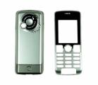 Kryt Sony-Ericsson K510i stříbrný