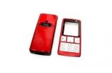 Kryt Sony-Ericsson K610i - červený OEM