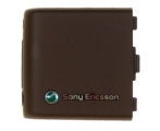Kryt Sony-Ericsson K800i kryt baterie hnědý
