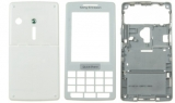 Kryt Sony-Ericsson M600i bílý OEM