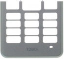 Kryt Sony-Ericsson T280i kryt klávesnice stříbrný