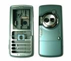 Kryt Sony-Ericsson W800i / D750  originál stříbrný