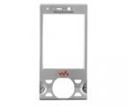 Kryt Sony-Ericsson W995 stříbrný originál