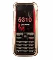 Pouzdro LIGHT Nokia 5310 - black