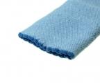 Pouzdro PONOŽKA - jednobarevná modrá