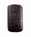 Pouzdro SRDCE Nokia 6300 - černé