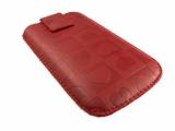 Pouzdro SRDCE Nokia 6300 - červené