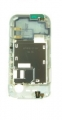 Střední díl Nokia 5200 / 5300 bílý - originál