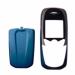 Kryt Siemens C65 - modrý-Kryt vhodný pro mobilní telefony Siemens:Siemens C65- Barva krytu modrý- Výměnný kryt pro Siemens C65- Sada obsahuje pření a zadní díl krytu- Ekonomické balení v sáčku