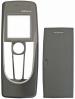Kryt Nokia 9300 šedý originál -Originální kryt vhodný pro mobilní telefony Nokia:Nokia 9300