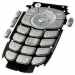 Klávesnice Motorola V500 stříbrná-Klávesnice pro mobilní telefony Motorola:Motorola V500
