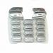 Klávesnice Sony-Ericsson T310 stříbrná-Klávesnice pro mobilní telefony Sony-Ericsson:Sony Ericsson T310stříbrná