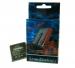 Baterie Samsung X400 650mAh Li-ion -Baterie pro mobilní telefon Samsung:Samsung X400Kapacita baterie: 650mAh.Náhradníbaterie do mobilního telefonu s články typu Li-ion.