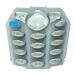 Klávesnice Ericsson T65 stříbrná-Klávesnice pro mobilní telefony Ericsson:Ericsson T65stříbrná