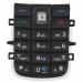 Klávesnice Nokia 6020 / 6021 černá originál -Originální klávesnice pro mobilní telefony Nokia  :Nokia 6020 / Nokia 6021 černá