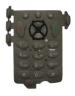 Klávesnice Motorola V66 originál tmavá-Originální klávesnice pro mobilní telefony Motorola:tmaváMotorola V66