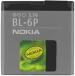 Baterie  Nokia BL-6P-Typ baterie: Li-Ion kapacita 830 mAh vhodné pro telefony Nokia: Nokia 6500 Classic / Nokia 6500 Slide / Nokia 7500 Prism / Nokia 7900 Prism....