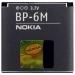 Baterie  Nokia BP-6M-Originální baterie BP-6M pro mobilní telefony Nokia: Nokia N73 / Nokia N93 / Nokia 3250 / Nokia 6233 / Nokia 6234 / Nokia 6280 / Nokia 9300 / Nokia 9300i