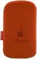 Pouzdro Iphone / i900 / E71 - oranžové-Pouzdro Iphone / i900 / E71 - oranžovéChcete stylově ochránit svůj telefon a přitom nepřidat příliš na objemu ani váze? Ideální pak pro Vás bude semišová elegantní kapsička, určená pro mobilní telefony: * Iphone* Samsung i900 Omnia* Nokia E71* LG GT505 ...