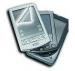 Folie pro LCD univerzální - 96,5mm x 56,5mm-Ochranná fólie pro LCD - 96,5mm x 56,5mmVysoce kvalitní ochranná fólie chrání LCD vašeho mobilního telefonu před mechanickým poškozením, prachem, mastnotou a jinými nečistotami.Speciální lepící vrstva zacelí a zneviditelní drobné oděrky na displeji. Snižuje odlesky, nemění kontrast, barvy ani jas.