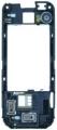 Střední díl Nokia 7210slide-Střední díl pro mobilní telefon Nokia: Nokia 7210slide