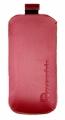 Pouzdro ETUI Nokia E51 - červené-Pouzdro ETUI Nokia E51 - červené