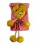 Pouzdro dětské Plyšák žlutý Méďa Zástěrka 2-Pouzdro dětské Plyšák žlutý Méďa Zástěrka 2Chcete, aby byl Váš miláček hýčkán, rozmazlován a bylo o něj dobře postaráno?Textilní pouzdro na mobil či klíče pro Vaše neposedné dítě, vyřeší všechny Vaše starosti.Plyšák Méďa Zástěrka bude hlídat poklady v taštičce a hřát prcka u srdíčka.Velikost vnitřní kapsičky 110 x 80 x 7 mm
