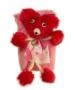 Pouzdro dětské Plyšák červený Méďa Zástěrka 1-Pouzdro dětské Plyšák červený Méďa Zástěrka 1Chcete, aby byl Váš miláček hýčkán, rozmazlován a bylo o něj dobře postaráno?Textilní pouzdro na mobil či klíče pro Vaše neposedné dítě, vyřeší všechny Vaše starosti.Plyšák Méďa Zástěrka bude hlídat poklady v taštičce a hřát prcka u srdíčka.Velikost vnitřní kapsičky 110 x 80 x 7 mm