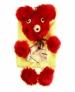 Pouzdro dětské Plyšák červený Méďa Zástěrka 2-Pouzdro dětské Plyšák červený Méďa Zástěrka 2 Chcete, aby byl Váš miláček hýčkán, rozmazlován a bylo o něj dobře postaráno?Textilní pouzdro na mobil či klíče pro Vaše neposedné dítě, vyřeší všechny Vaše starosti.Plyšák Méďa Zástěrka bude hlídat poklady v taštičce a hřát prcka u srdíčka.Velikost vnitřní kapsičky 110 x 80 x 7 mm