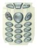 Klávesnice Motorola T191 stříbrná-Klávesnice pro mobilní telefony Motorola:Motorola T191