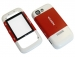 Kryt Nokia 5300 červený originál-Originální kryt pro mobilní telefon Nokia:Nokia 5300