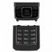 Klávesnice Nokia 6288 černá-Klávesnice pro mobilní telefony Nokia:Nokia 6288černá