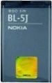 Baterie  Nokia BL-5J -Originální baterie BL-5J pro mobilní telefony Nokia: Nokia 5228 / 5230 / 5800 XpressMusic / N900 / C3 / X1-00 / X6