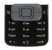 Klávesnice Nokia 6120classic černá-Klávesnice pro mobilní telefony Nokia:Nokia 6120classic