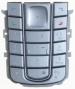 Klávesnice Nokia 6230 stříbrná-Klávesnice pro mobilní telefony Nokia:Nokia 6230