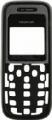 Kryt Nokia 1200 černý originál -Originální přední kryt vhodný pro mobilní telefony Nokia: Nokia 1200