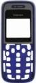 Kryt Nokia 1200 modrý originál -Originální přední kryt vhodný pro mobilní telefony Nokia: Nokia 1200