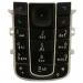 Klávesnice Nokia 6230 černá-Klávesnice pro mobilní telefony Nokia:Nokia 6230