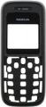 Kryt Nokia 1208 černý originál -Originální přední kryt vhodný pro mobilní telefony Nokia: Nokia 1208