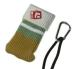 Pouzdro PONOŽKA EGO s karabinkou 8-Pouzdro PONOŽKA EGO s karabinkou 8, je určeno pro :* mobilní telefony* MP3* MP4* Ipod* malé typy tenkých fotoaparátůVelikost pouzdra  :  65 x 120 mmMateriál  : 80% cotton, 15% polyester, 5% spandexPouzdro PONOŽKA EGO je skvělým řešením do kabelky, na cesty, na kolo, do fitka a nebo všude tam, kde potřebujete mít svého mobilního miláčka při ruce.