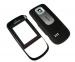 Kryt Nokia 3600slide tmavý originál-Originální kryt vhodný pro mobilní telefony Nokia: Nokia 3600slide