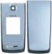 Kryt Nokia 3610f modrý originál-Originální kryt vhodný pro mobilní telefony Nokia: Nokia 3610f