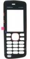 Kryt Nokia 5220 červený originál-Originální přední kryt vhodný pro mobilní telefony Nokia: Nokia 5220