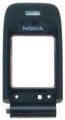 Kryt Nokia 6060 černý originál -Originální přední kryt vhodný pro mobilní telefony Nokia: Nokia 6060