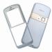 Kryt Nokia 6070 světle modrý originál -Originální kryt vhodný pro mobilní telefony Nokia: Nokia 6070