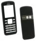 Kryt Nokia 6080 černo/stříbrná originál-Originální kryt vhodný pro mobilní telefony Nokia: Nokia 6080